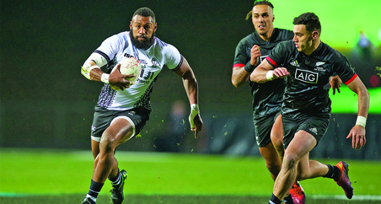 Flying Fijians Focuses On Building Strong Team