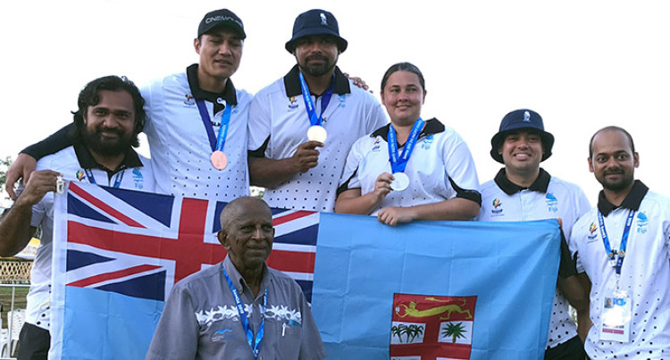 Pacific Games: Our Archers Scoop 3 Medals Including Team Fiji's First Gold