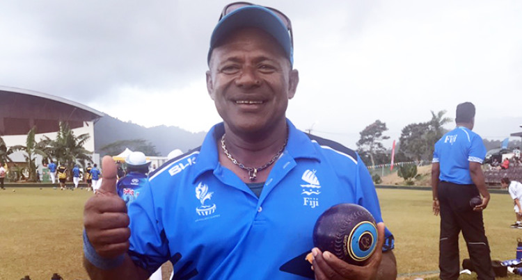 Pacific Games: Naiseruvati Bowls For Gold, Announces Retirement