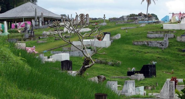 Suva Cemetery Expansion Begins