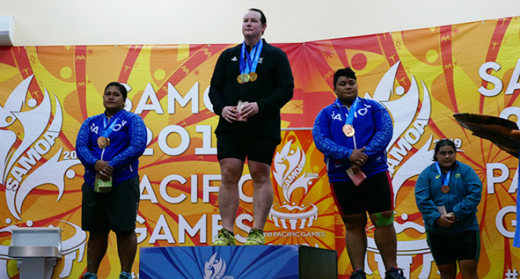 Transgender Athletes At The Pacific Games