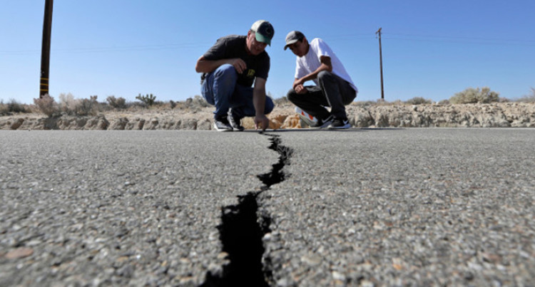 Fijians Safe After 2 Quakes Rock California