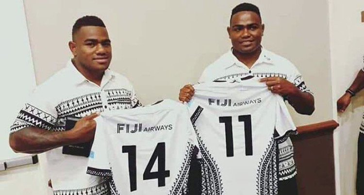 Double Trouble, Tuisova And Nakosi To Wing It For Fiji