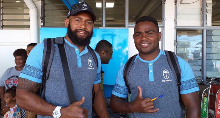 Off To Rotorua, Flying Fijians Depart For New Zealand Maori All Blacks Rematch