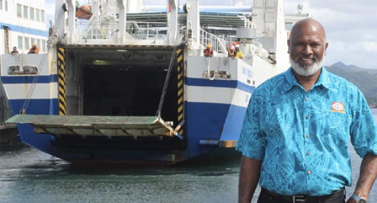 No Sail! Goundar Shipping Director Claims 'Dirty Politics' At Play