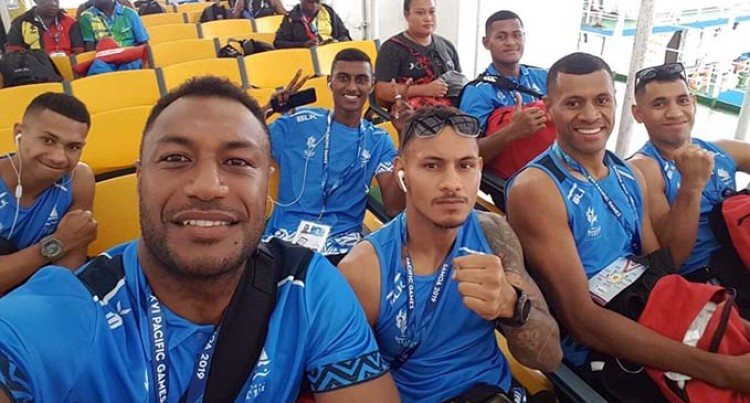 Pacific Games: Our Boxers Ready To Rumble