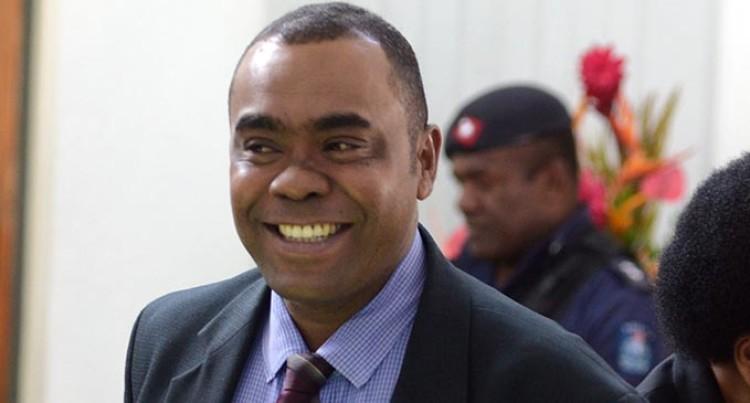 Step Down: Chairman Tells Mosese Bulitavu