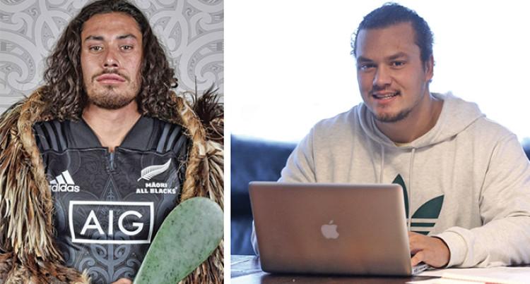 Maori All Blacks To 'shutdown Fiji's offloads'