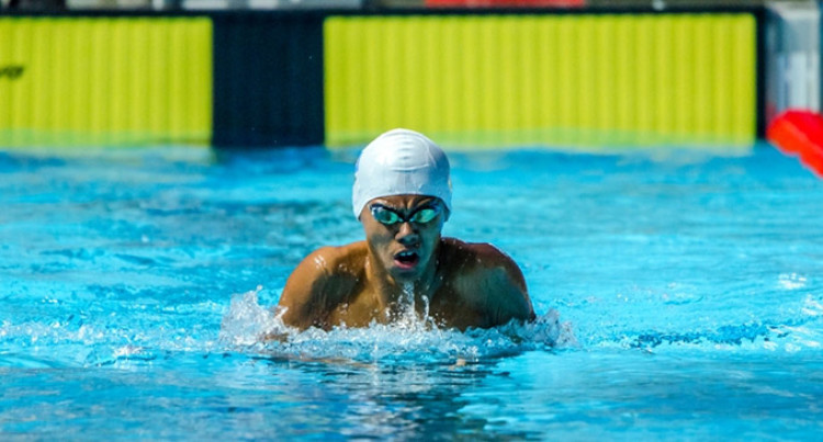 Taichi Vakasama Smashes Another Pacific Games Record