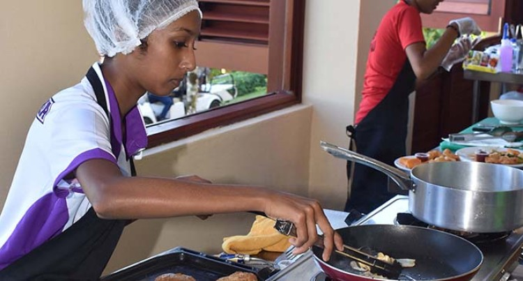 School Chef of the Year Vanshika to Compete In Moffat Salon Culinaire