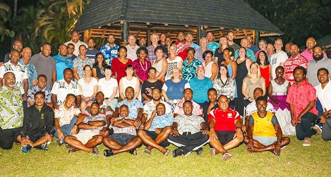 Some participants during the Super Week programme. Photo: Waisea Nasokia