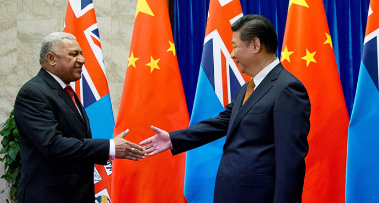 China Complements Aid to Fiji And The Region By Australia And New Zealand