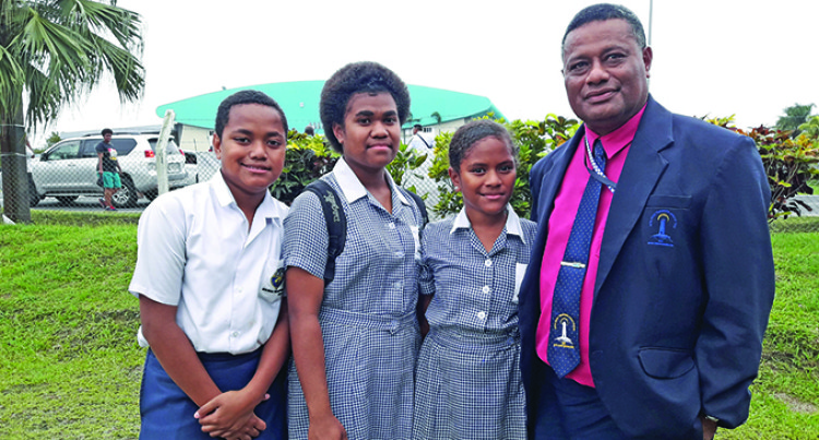 Suva Headteacher Praised For Academic, Extracurricular Activities