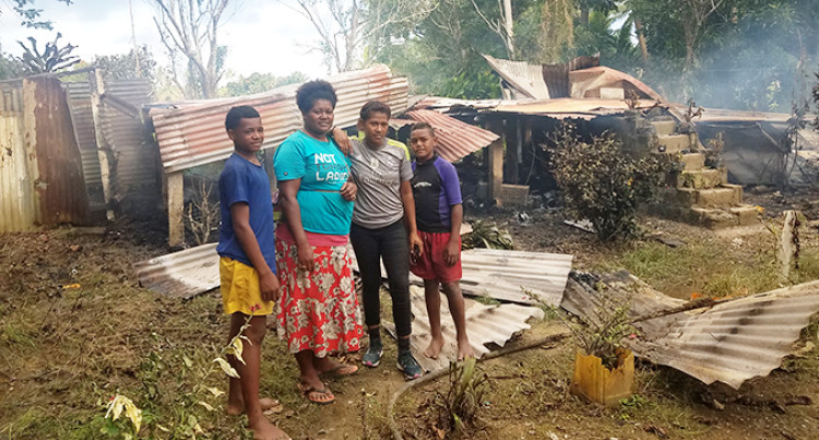 Tailevu Family Of Eight Loses All In Fire