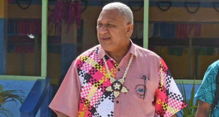 PM Bainimarama Questions European Union At Pacific ACP