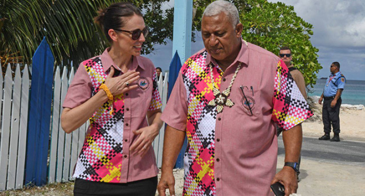 Australia Vindicates PM Bainimarama' s Advocacy That It And New Zealand Shouldn't Have Voting Power In The Pacific Islands Forum