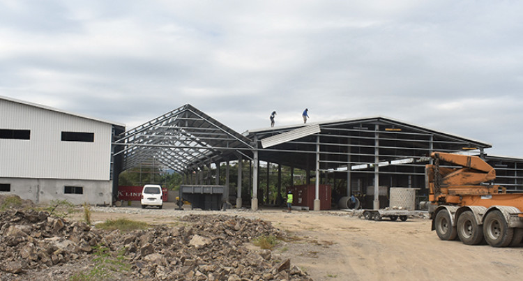 Lawyer Invests In Natabua Industrial Area And Grows