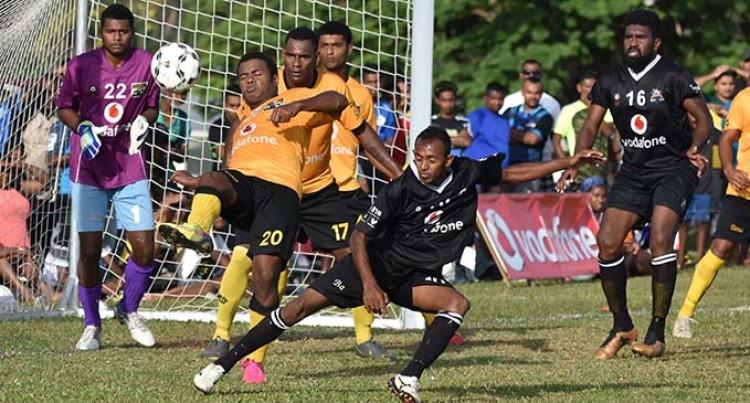 Labasa, Lautoka Clash in Nausori