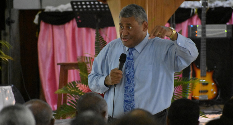 Assemblies Of God Church Head Cakau Says There Is No Mismanagement Of Funds