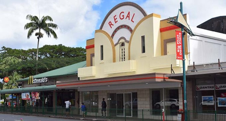 Renovation Works on Regal Building End this Month
