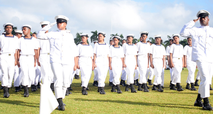 Dudley High School – Navy Cadet Passing Out Parade 2019