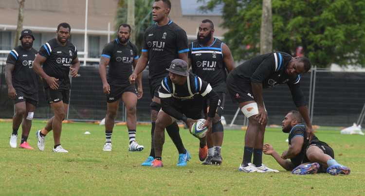 Flying Fijians Training – 5th August, 2019