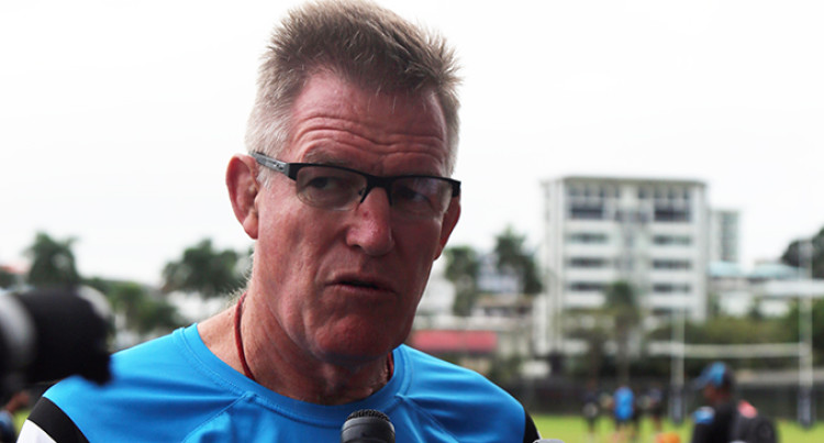 Flying Fijians Coach McKee Backs Sir Graham Henry's Call For More Tier 1 Games For Tier 2 Nations