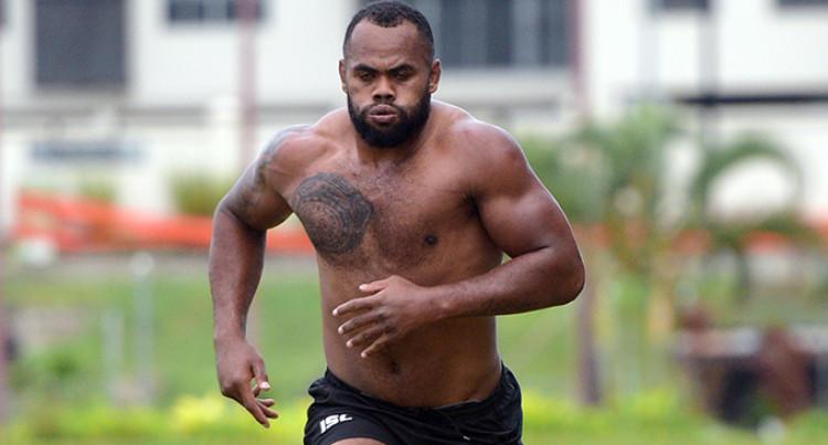 Yato Starts At No.8 Against Tonga