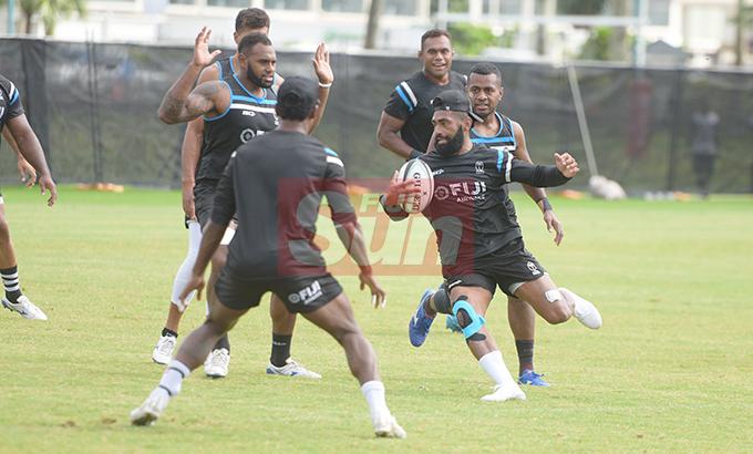 Fiji Airways Flying Fijian Captains runs at Albert Park on August 9, 2019. Photo: Ronald Kumar.
