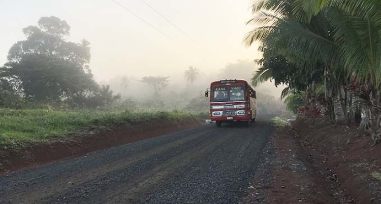 No More Walking For Vatulovona Villagers As Bus Route Extended To Village And Nearby Communities