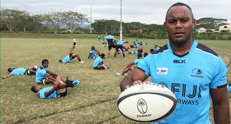 Eremasi Radrodro Leads Fijian Drua To The National Rugby Championship