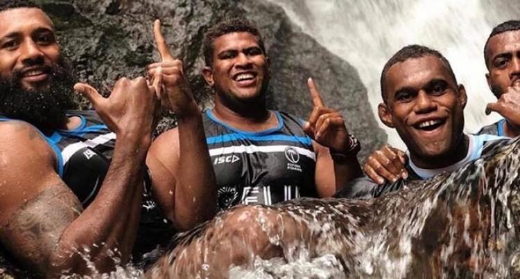 Flying Fijians Team Bonding In Namosi