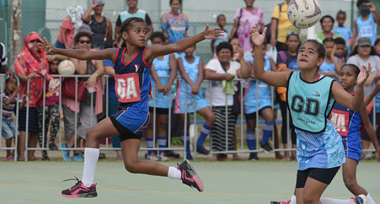 Suva, Nasinu Netters Dominate Central Primary Schools Netball Tourney
