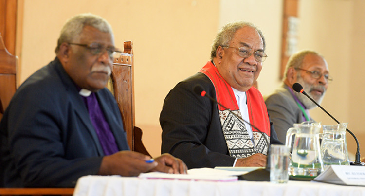 Methodist Church President Apologises To Prime  Minister For Comments By Padre