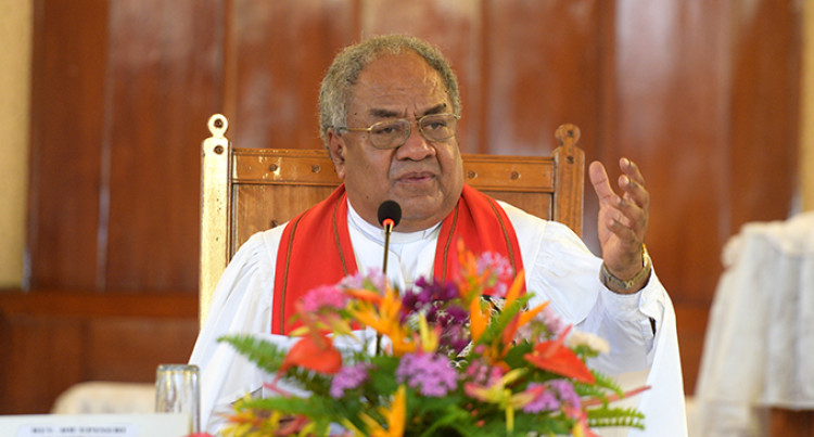 Rev. Vakadewavosa Overcomes Church Constitutional Challenge On Age, Elected President Of Methodist Church in Fiji