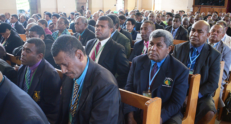 Kava Consumption Still An Issue Says Methodist Church President