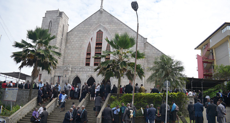 Fijians Split From United Methodist Church Over Same-Sex Marriage
