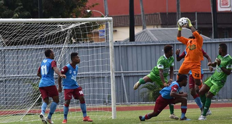BOG2019: Goalkeeper Shines In Nasinu's Upset Win