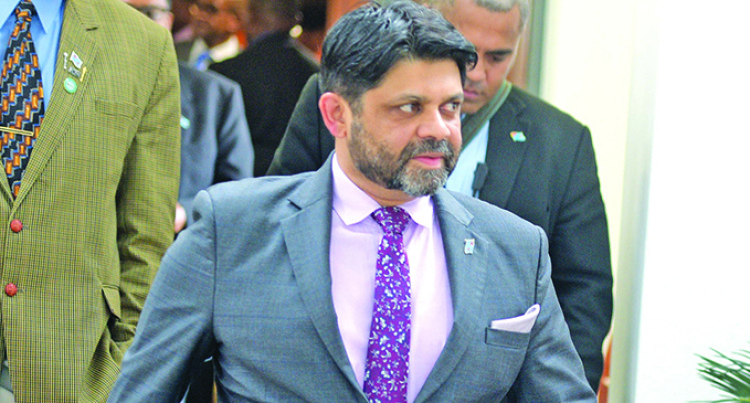 Fiji Government To Implement Out Climate Change Act