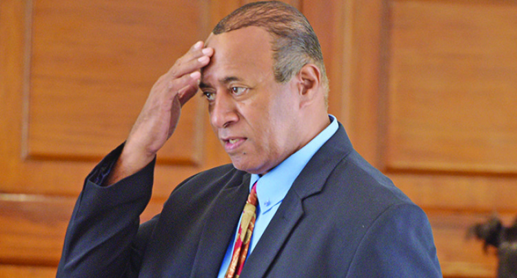 Ratu Epeli Nailatikau Slams Ro Filipe For Gross 'Abuse Of Process'