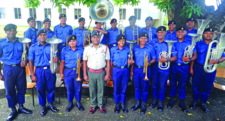Brass Band Members To Be Badged