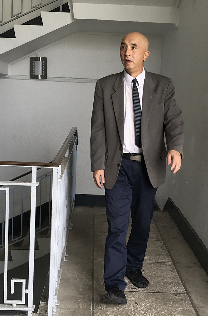 Chinese businessman Aidong Zhang was tried at the High Court in Suva for one count each of obtaining property by deception and of money laundering.