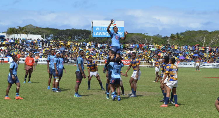 Under 16: QVS Grab Title From RKS