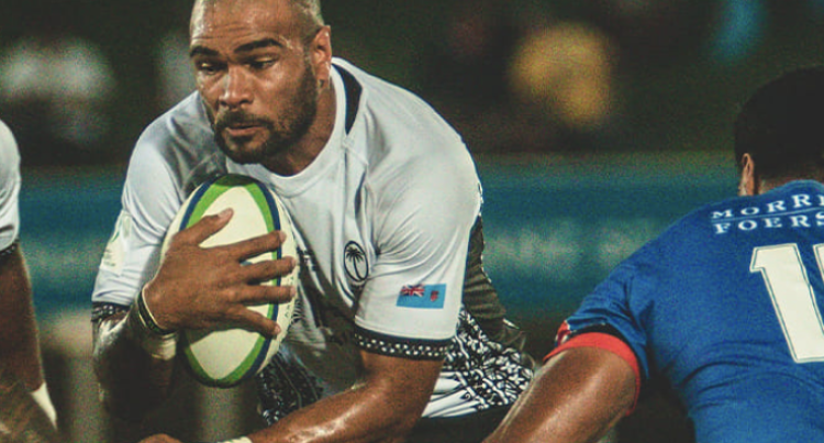 Flying Fijians Pass Defence Test
