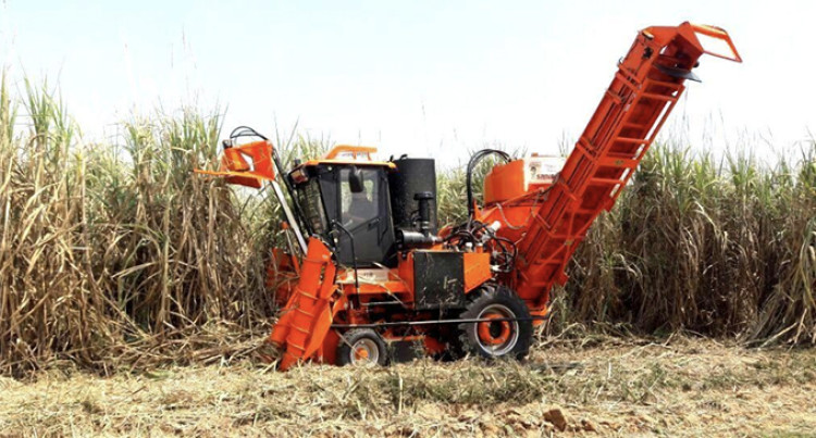 Mechanical Harvester Incident Severs Man's Left Hand