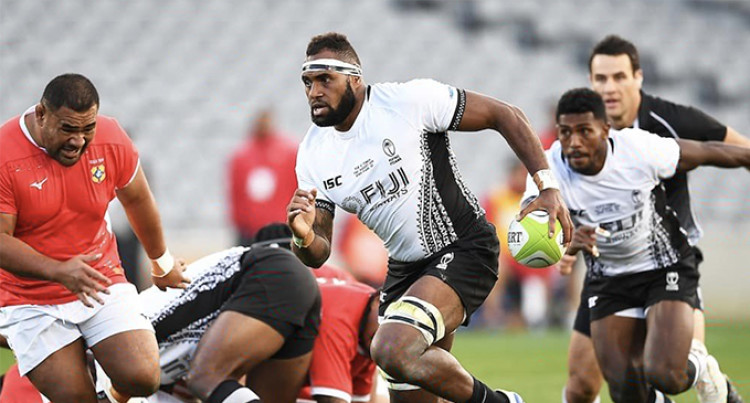 Fiji Defeat Tonga 29 – 19 To Win Pasifika Test Challenge