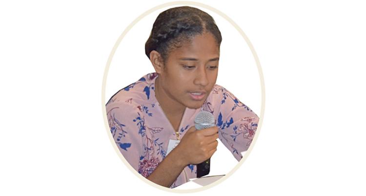 Isabella Nabole Empowered From Training