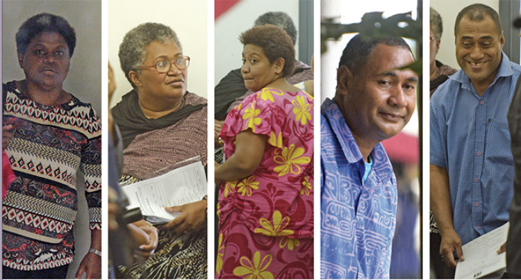 6 More In Court In FNPF Fraud Case
