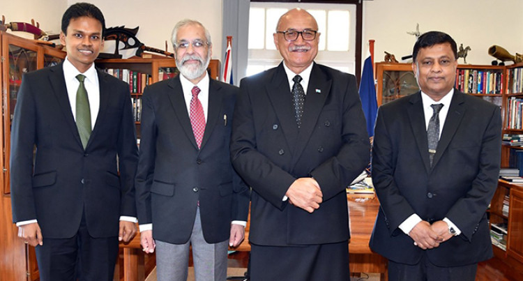 Justice Lokur Becomes Judge Of The Supreme Court Of Fiji
