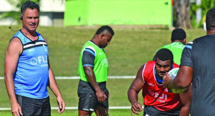 Clash Against Tonga No Joke Says Matson